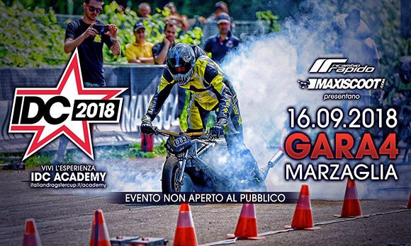 Italian Dragster Cup 16.09.2018